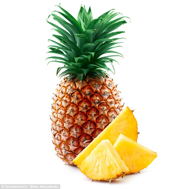 Most pineapples are grown in Costa Rica, Brazil, and the Philippines but the plant is indigenous to South America