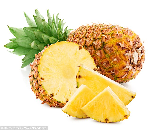The bromelain found in pineapples makes it an ideal meat tenderiser