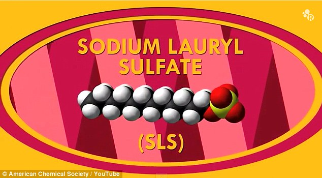 Orange juice tastes horribly bitter after brushing your teeth because of a specific chemical, known as sodium lauryl sulphate, SLS, (pictured) commonly found in toothpaste. It suppresses sweetness taste receptor cells in the mouth and destroys compounds  called phospholipids, which are designed to inhibit bitter taste receptors
